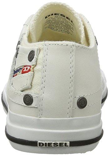 Magneti Per Signore Diesel Esposizione Iv Basso Sneaker Bianco (t1003 - Bianco)