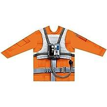 Camiseta Luke Skywalker adulto - Único, XL