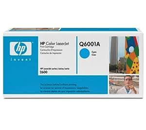 hp color laserjet q6001a cartouche cyan avec toner colorsphere fournitures de bureau. Black Bedroom Furniture Sets. Home Design Ideas