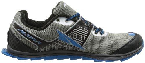 Altra supérieure 1,5 Zero Drop Chaussures de coursà pied Noir/jaune/rouge pour homme - Neutral Gray/Blue Aster
