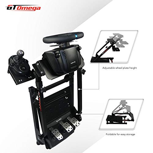 GT Omega Steering Wheel Stand PRO for Thrustmaster T300 RS
