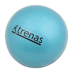 TRENAS weighted fitness ball 1.00 kg - green