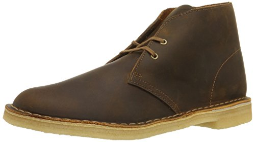 Clarks Originals Uomo Desert Boot Marrone