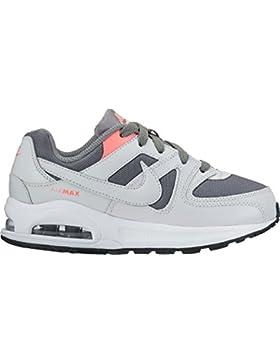 Zapatillas para ni�o, color gris , marca NIKE, modelo Zapatillas Para Ni�o NIKE AIR MAX COMMAND FLEX Gris
