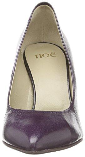 Noe Antwerp Nusia, Chaussures à talons - Avant du pieds couvert femme Rouge - Rot (SUSINA 413)