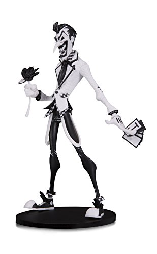 The Joker Black & White (DC Comics) DC Artists Alley Vinyl Figure