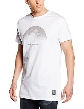 Carrera Jeans Jersey, ZIP Laterali, Oversize, Camisa para Hombre