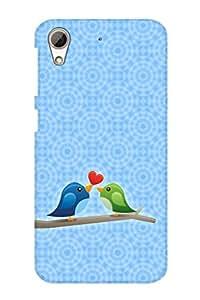 ZAPCASE Printed Back Case for HTC DESIRE 626/HTC DESIRE 626G Plus
