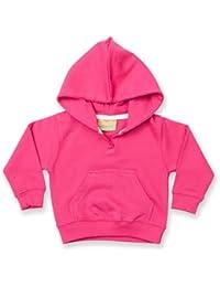 Larkwood- Sudadera con capucha para bebé
