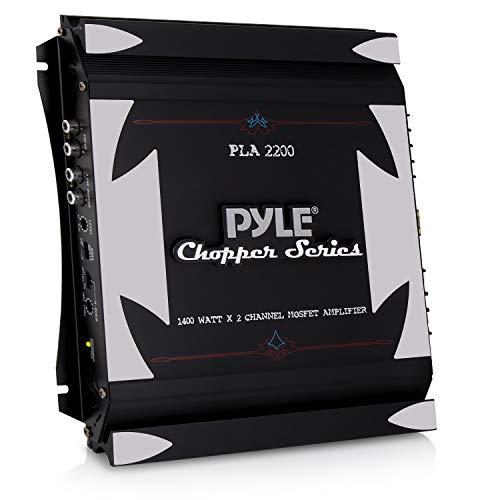 Pyle pla22001400W 2-Kanal-Verstärker Mosfet Verstärker