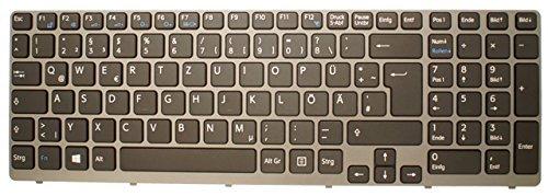 NExpert Orig. QWERTZ Tastatur für Sony Vaio SVE1513C1EW SVE1513C1E SVE1513B1EW Serie DE Neu