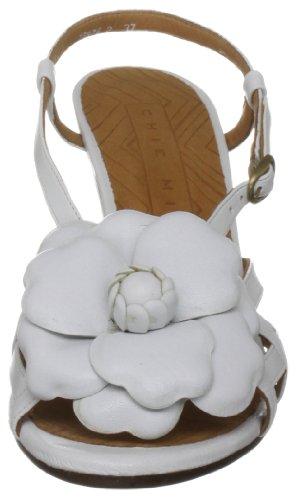 Chie Mihara VOSSA 72636 Damen Sandalen/Fashion-Sandalen Beige (Blanco)