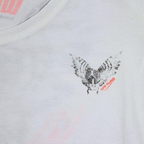 Yakuza Premium Women T-Shirt 2333 Weiß