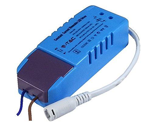 V-TAC 8058 - Alimentatore LED 12 V 8 W per faretto...