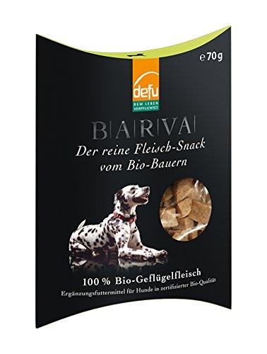 Hunde - BARVA Fleisch-Snack Geflügelfleisch (Huhn, Hund Cookie)