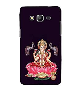 HiFi Designer Phone Back Case Cover Samsung Galaxy Grand 3 :: Samsung Galaxy Grand Max G720F ( Goddess Maha Lakshmi Money God )
