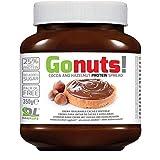 Daily Life Gonuts - Crema Spalmabile - Con il 21.9% di Proteine del Siero Del Latte Senza Olio di Palma e Zuccheri Aggiunti -