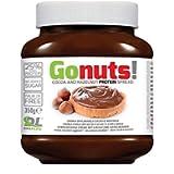 Daily Life Gonuts - Crema Spalmabile - Con il 21.9% di Proteine del Siero Del Latte Senza Olio di Palma e Zuccheri…
