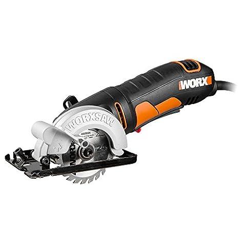 WORX WX423 85mm 400W Compact Circular Saw Worxsaw