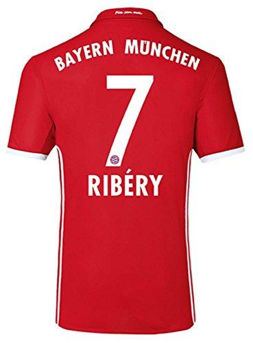 Trikot Adidas FC Bayern München 2016-2017 Home (Ribery 7, L) -