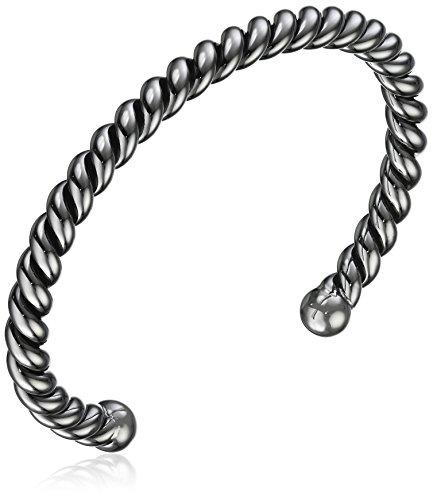 Tommy Hilfiger Herren-Armband 925 Silber Emaille 22 cm-2700820