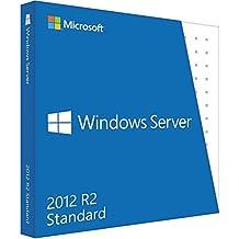 Windows Server 2012 R2 Standard OEM (Produktkey ohne Datenträger per Post)