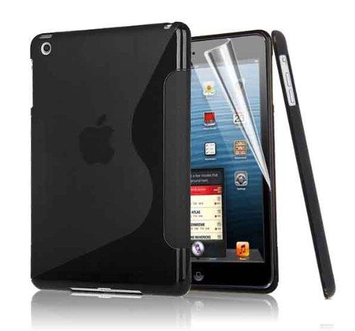 High Value S Linie Apple iPad 4 Wellen-Gel-Silikon-Kasten-Abdeckung für Apple Ipad 4, Ipad3 Ipad 2 BLACK