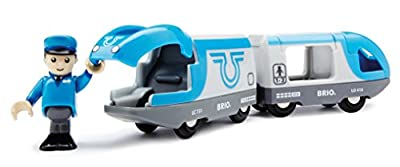 BRIO® Bahn 33506 - BRIO Blue Train por Brio