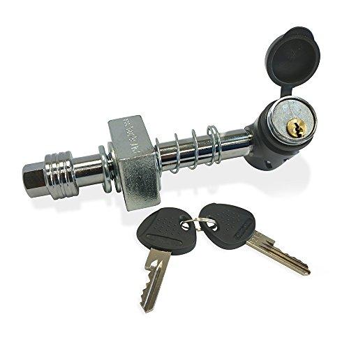 Let 's Go Aero (SHP 2040) 5/8class-iii Silent Anhängerkupplung Pin mit Starter Schlüssel von Let 's Go Aero -