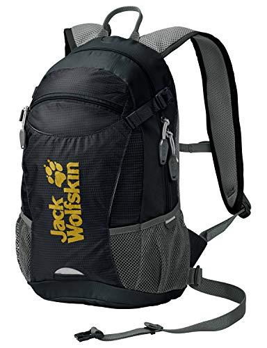 Jack Wolfskin Velocity 12 Rucksack, Black, ONE Size