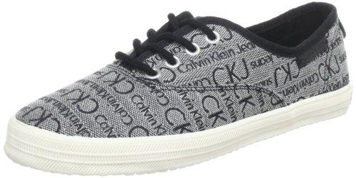 Calvin Klein Jeans RICHELLE CKJ JACQUARD/GROSGRAIN, Chaussures à lacets femme
