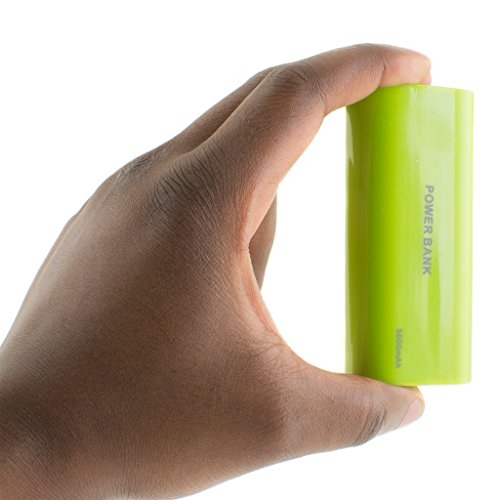 Green Power Bank for iPod touch (6th gen), iPod touch (5th gen),iPod touch (4th gen),iPod touch (3rd gen),iPod touch (2nd gen),iPod touch,iPod nano (7th gen),iPod nano (6th gen), iPod nano (5th gen), iPod nano (4th gen), iPod nano (3rd gen), iPod nano (2nd gen), iPod shuffle, iPod mini (2nd gen), iPod mini, iPod shuffle (4th gen), iPod shuffle (3rd gen), iPod shuffle (2nd gen), iPod shuffle, iPod mini (2nd gen), iPod mini, iPod classic, iPod (5th gen), iPod Special Edition U2