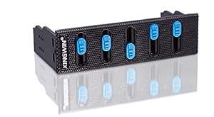 Kingwin contrôleur de système de refroidissement FPX-005 noir