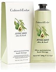 Crabtree & Evelyn Crème pour Mains Avocat 100 g