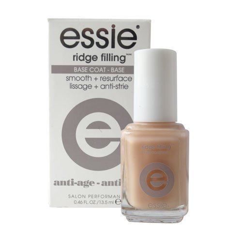 Nails by Essie Ridge Filling Base Coat 15ml by Essie (English Manual)