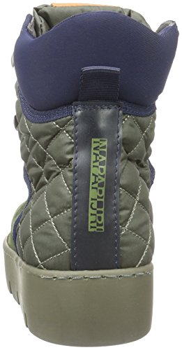 Napapijri Jenny, Baskets Basses Femme Vert - Grün (Turtle Dk green N700)