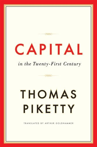 Buchseite und Rezensionen zu '[Capital in the Twenty-First Century] (By: Thomas Piketty) [published: May, 2014]' von Thomas Piketty