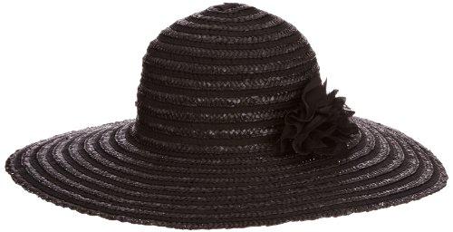 Pia Rossini - Chapeau de soleil Femme Noir - Noir