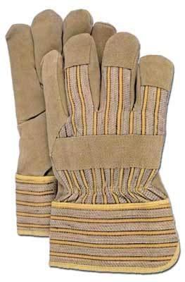 BOSS Handschuhe 2302Split Schweinsleder Leder Palm Handschuhe (Boss-split-leder)