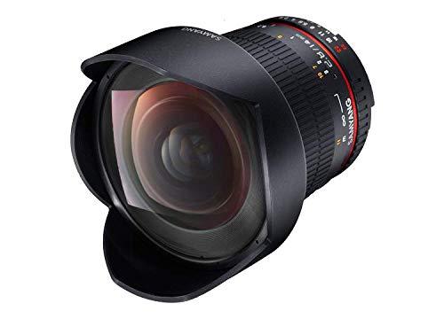 Samyang 14/2,8 Objektiv DSLR Sony E manueller Fokus Fotoobjektiv, Weitwinkelobjektiv schwarz
