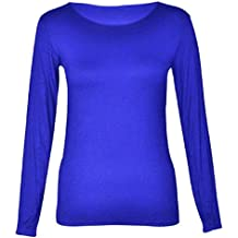 100% authentic 14fd7 05ef9 Suchergebnis auf Amazon.de für: langarmshirt royalblau damen