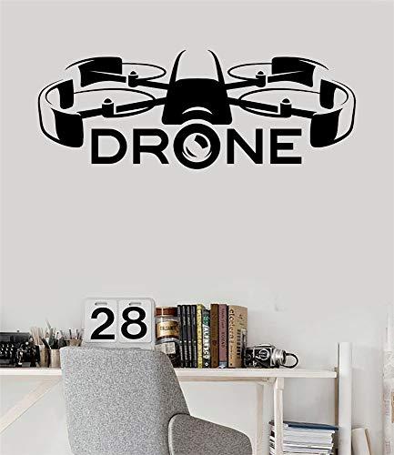 ne Racing Uav Neueste Technologien Aufkleber für Wohnzimmer Schlafzimmer ()