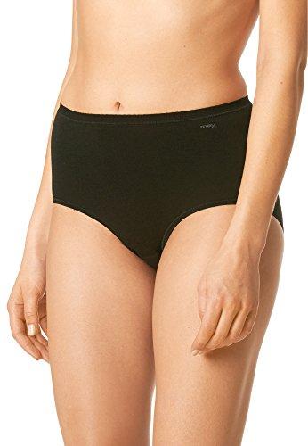 Mey Basics Serie Only Lycra Damen Taillenslips/ - Pants Schwarz 3 - Lycra-slips