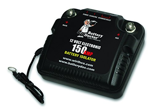 WirthCo 20092Akku Doctor 125Amp/150Amp Batterie Trennschalter