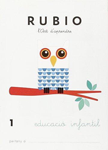 Rubio, L'art d'aprendre, Educació Infantil. Quadern 1