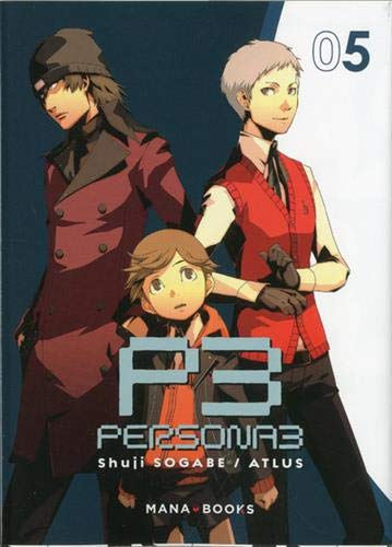 Persona 3 Edition simple Tome 5
