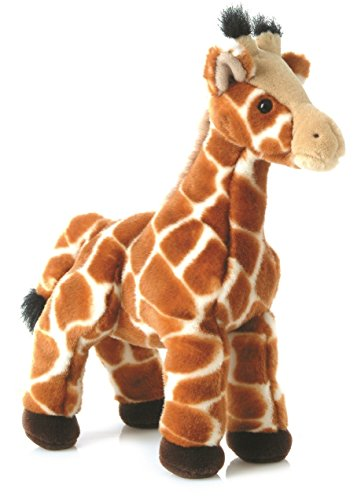 zenith-flopsies-brown-speckled-giraffe-soft-toy-plush-toy-approx-31-cm