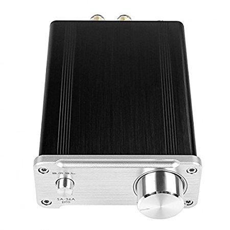 Preisvergleich Produktbild SMSL SA-36A Pro 2X20W Amp Stereo Digital AmplifierVerstärker silber
