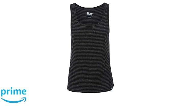 c8df6ae5579b3b Trespass Womens/Ladies Mariella DLX Natural Wicking Merino Vest Top:  Amazon.co.uk: Sports & Outdoors