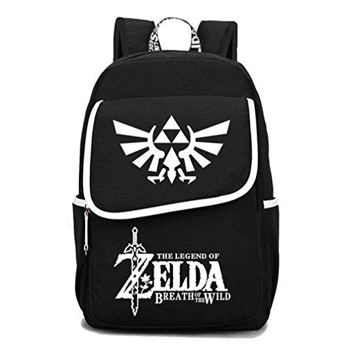 yoyoshome Luminous Anime The Legend of Zelda Cosplay Schultasche College Daypack Rucksack Schultasche 1